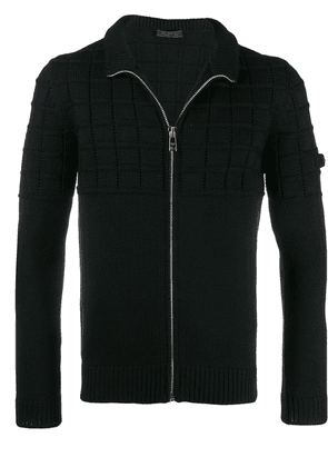 Prada quilted jacket - Black