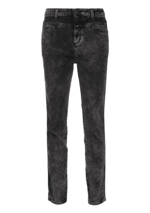 Closed double yoke jeans - Black