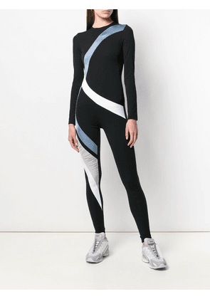 No Ka' Oi fitted jumpsuit - Black