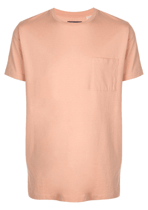 Levi's: Made & Crafted pocket T-shirt - Orange