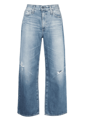 Ag Jeans bootcut high rise jeans - Blue