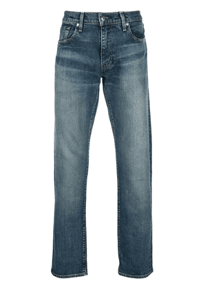 Levi's: Made & Crafted 511 Fuji Selvedge jeans - Blue