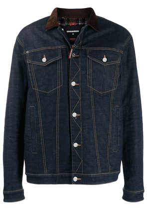 Dsquared2 classic denim jacket - Blue