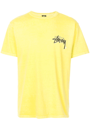 Stussy Stock C. dyed T-shirt - Green