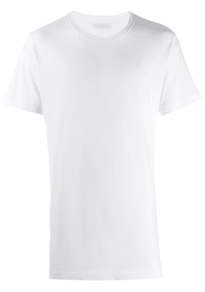 John Elliott long-line style T-shirt - White