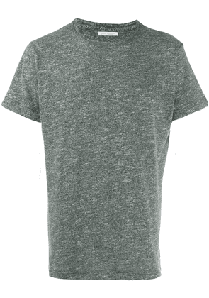 John Elliott melange slim-fit T-shirt - Grey