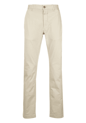 Closed Clifton slim trousers - Brown