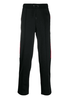 Givenchy side band track pants - Black