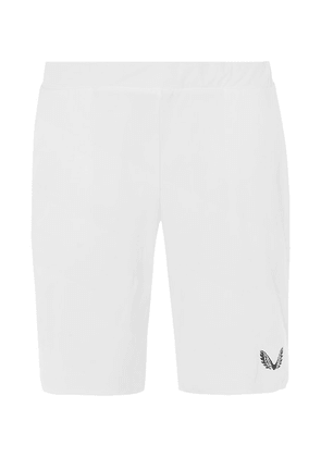 CASTORE - + Andy Murray Louis Slim-fit Stretch Tech-jersey Shorts - White