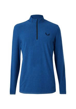 CASTORE - Marshall Slim-fit Half-zip Jacket - Blue