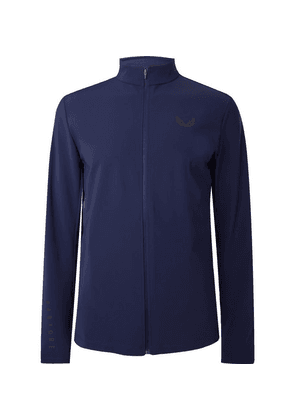 CASTORE - Langham Slim-fit Stretch Tech-jersey Jacket - Navy