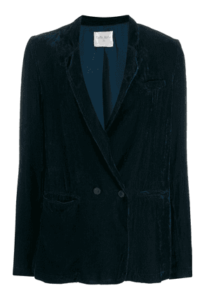 Forte Forte classic fitted blazer - Blue