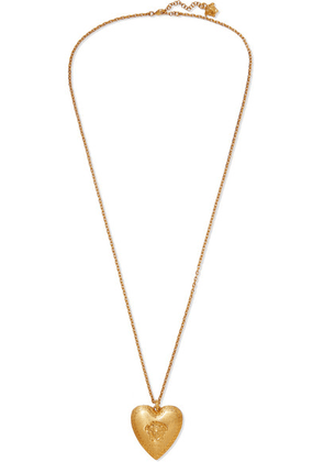Versace - Gold-tone Necklace - one size