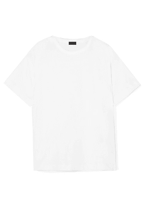 Joseph - Perfect Cotton-jersey T-shirt - White