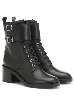 Lagarde leather ankle boots