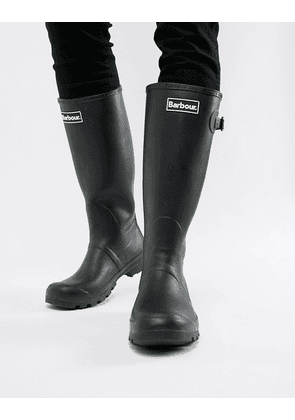 Barbour Tall Wellington Boots in Black