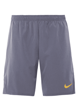 Nike Tennis - Nikecourt Flex Ace Tennis Shorts - Gray
