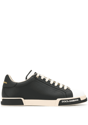 Dolce & Gabbana low top sneakers - Black