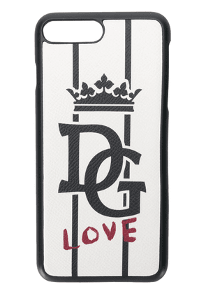 Dolce & Gabbana Iphone7/8 Plus Love cover - White