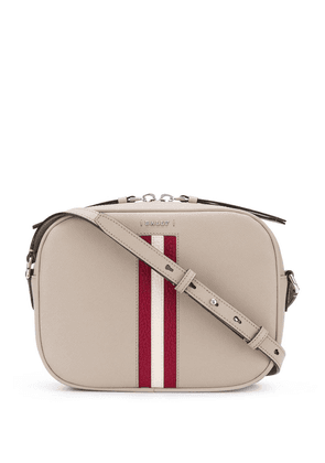 Bally striped cross-body bag - Neutrals