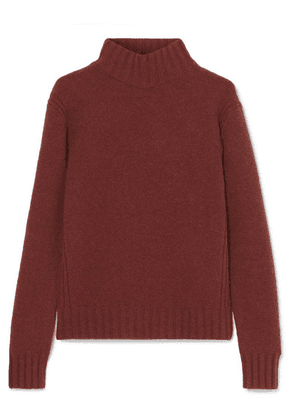 J.Crew - Isabel Knitted Turtleneck Sweater - Brown