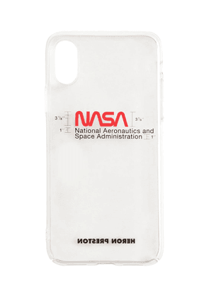 Transparent Nasa Tech Iphone X/xs Cover