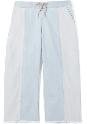 Chloé Kids - Ages 6 - 12 Two-tone Jeans