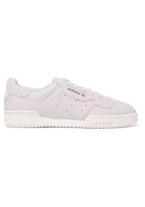 adidas Originals - Powerphase Leather And Suede Sneakers - Purple