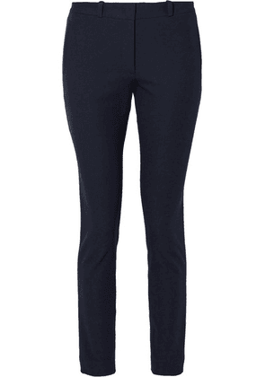 Joseph - New Eliston Stretch-gabardine Slim-leg Pants - Navy