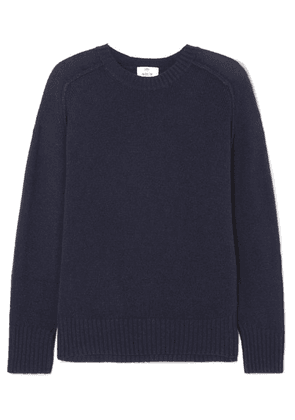 Allude - Cashmere Sweater - Navy