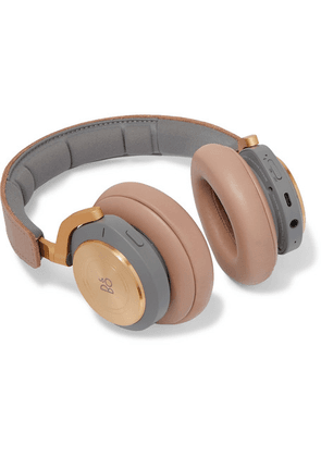 Bang & Olufsen - Beoplay H9 Leather Wireless Headphones - Pink