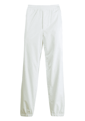 Helmut Lang track pants - White