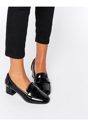 ASOS SPRINT Heeled Loafers