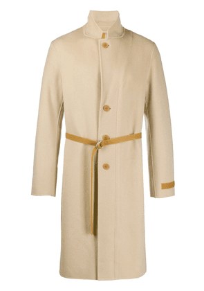 Helmut Lang trench coat - Brown
