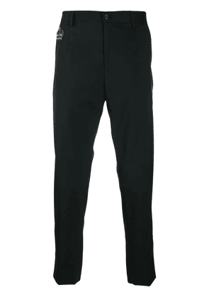 Dolce & Gabbana slim tailored trousers - Black
