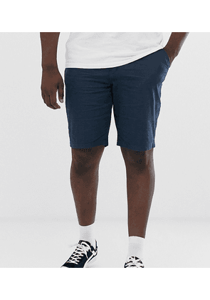 Jacamo chino short with stretch in navy