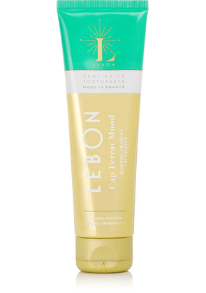 LEBON - Cap Ferrat Mood Toothpaste, 75ml - Fresh Mint