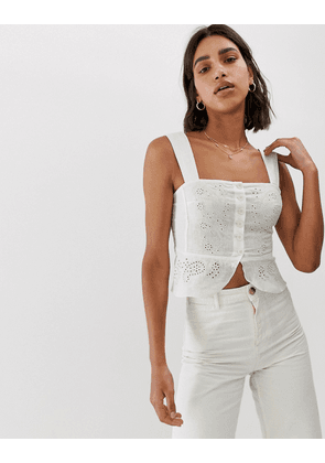 Free People I Want You bodice top