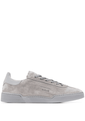 Ghoud classic lace-up sneakers - Grey