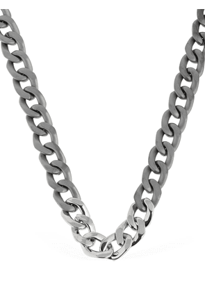 Bicolor Chain Necklace