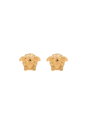 Versace Medusa head stud earrings - Gold