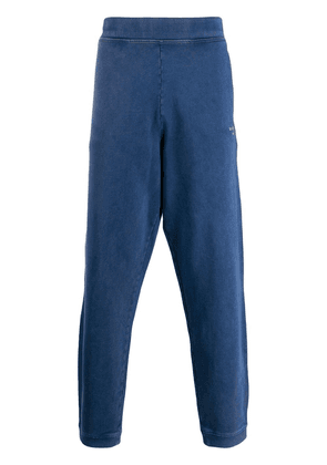 Acne Studios relaxed fit track pants - Blue