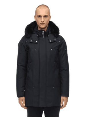 Stirling Cordura Down Parka W/ Fur