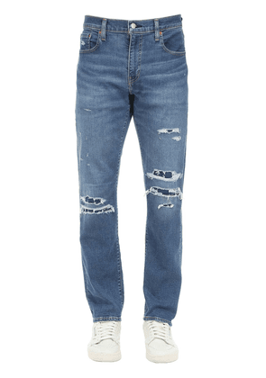 512 Tapered Skinny Cotton Denim Jeans