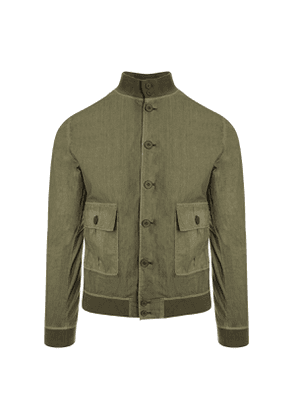 Valstarino Wasabi Green Cotton A1 Jacket