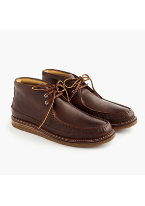 Sperry® Gold Cup crepe soled leather chukka boots