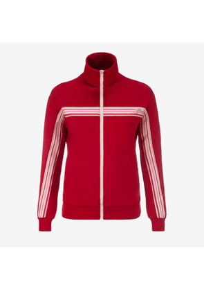 Women'S Track Jacket Red 6