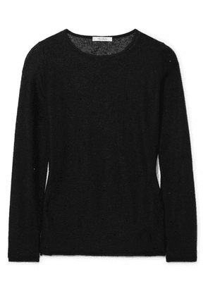 Max Mara - Strillo Crystal-embellished Knitted Sweater - Black
