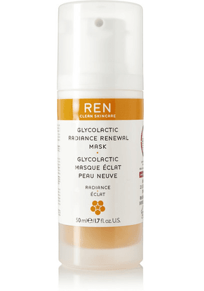 REN Clean Skincare - Glycolactic Radiance Renewal Mask, 50ml - one size