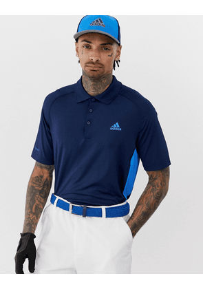 Adidas Golf Ultimate 365 Climacool polo in Navy